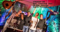STRAIGHT ON! - 25. Mai - Kajüte