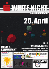 White Night Haltern 2015