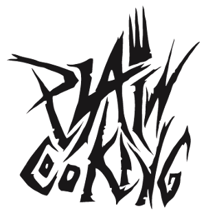 Plain Cooking - Logo